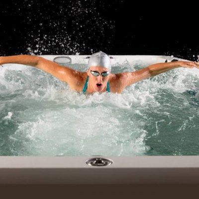 Mariposa nadador swimspa en Valencia