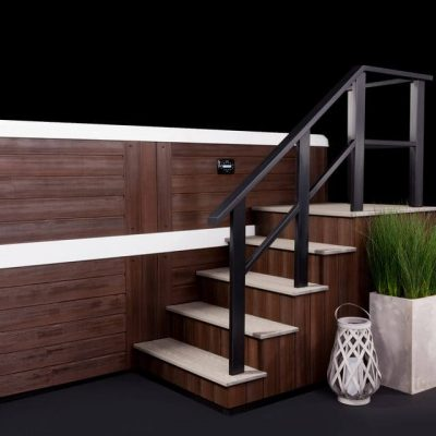 Escaleras acceso Swimspa