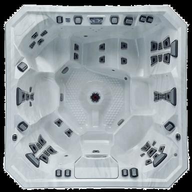 Spa más grande portatil v94L Vector