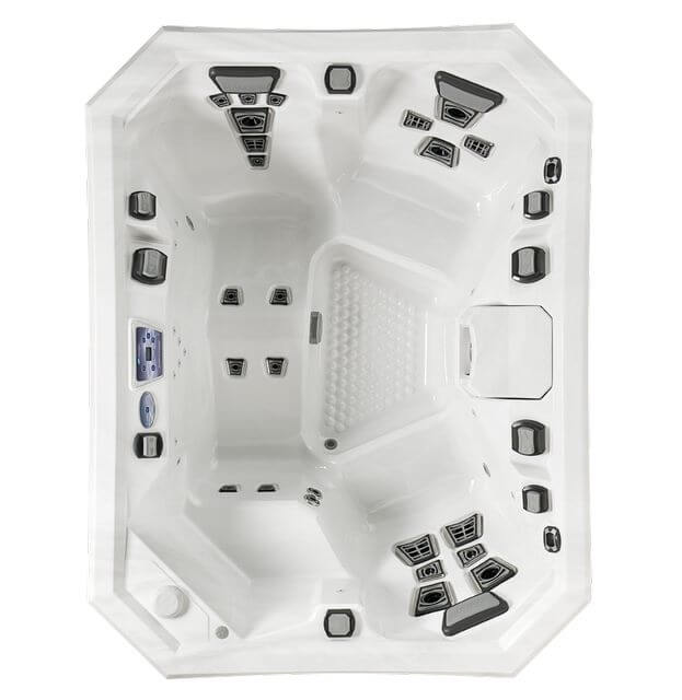 Dimensiones Spa Moderno V65L