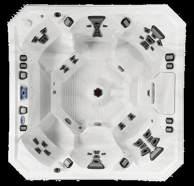 Detalle interior v94 Vector Spa Americano