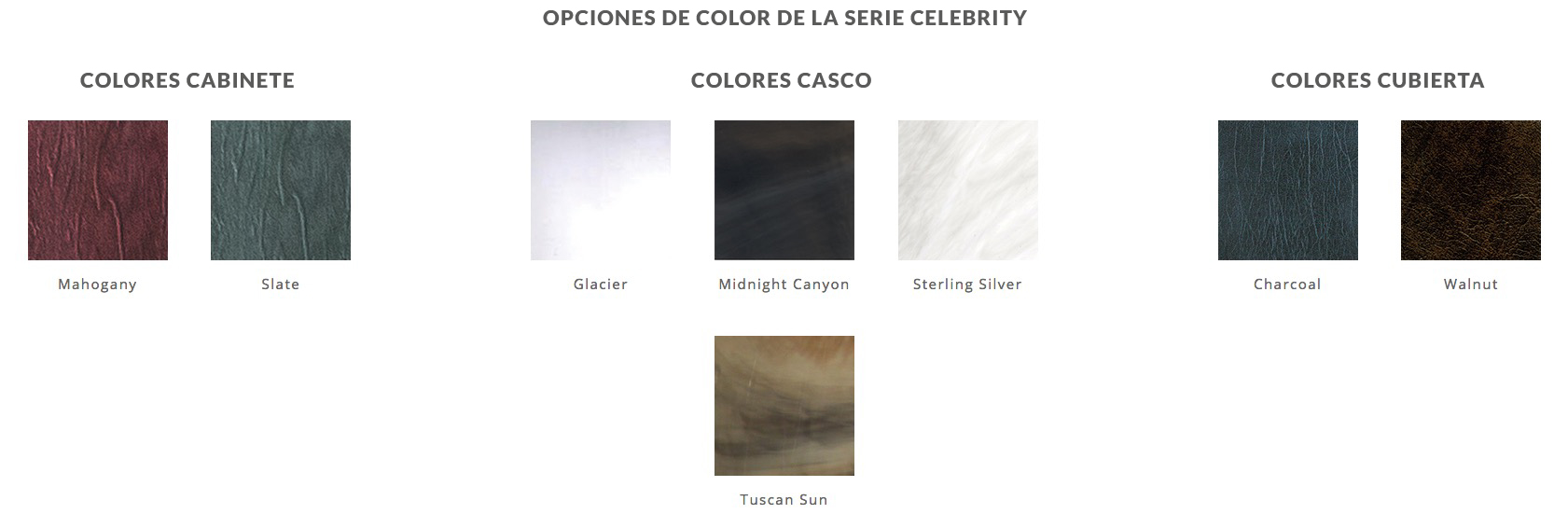 colores spa